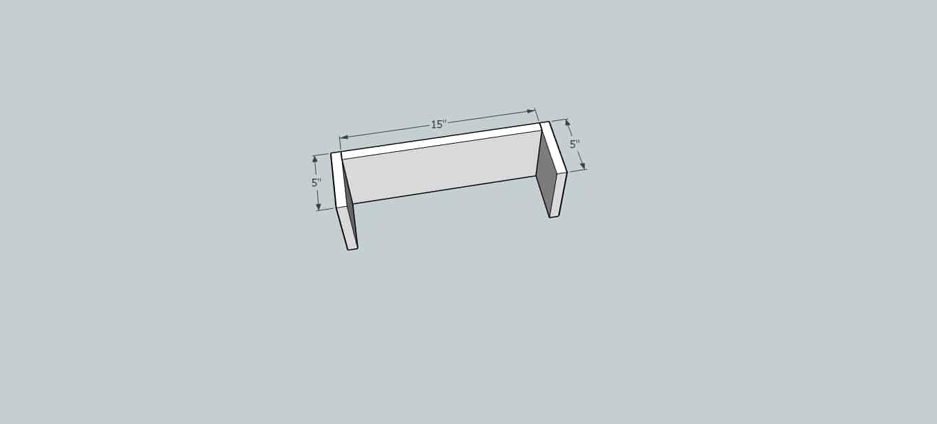 DIY wood planter box - how to build