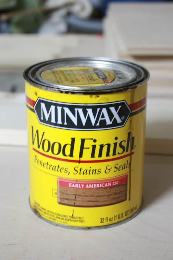 Minwax Early American