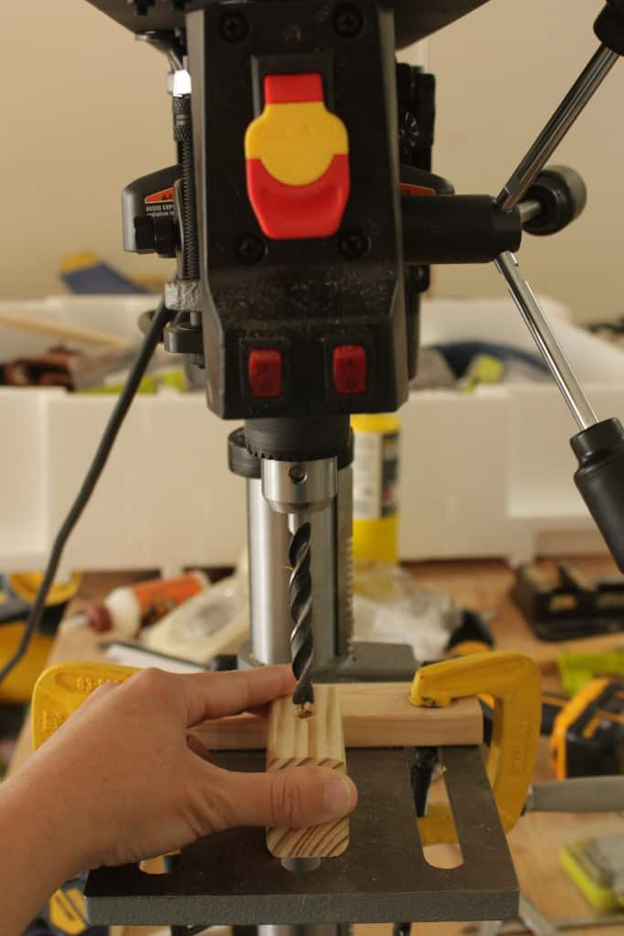 Home Depot's Workshop Virtual Party- DIY Door Mat