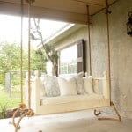 DIY Porch Bed Swing