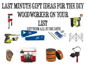 Christmas Gift Ideas for the DIY Woodworker