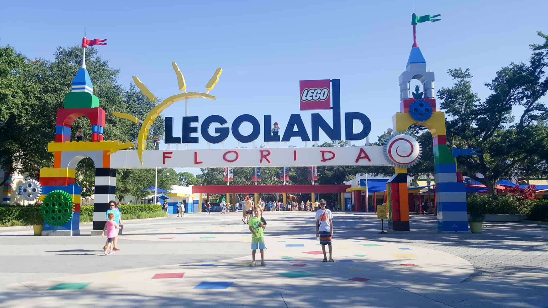 How to plan a great trip to legoland florida