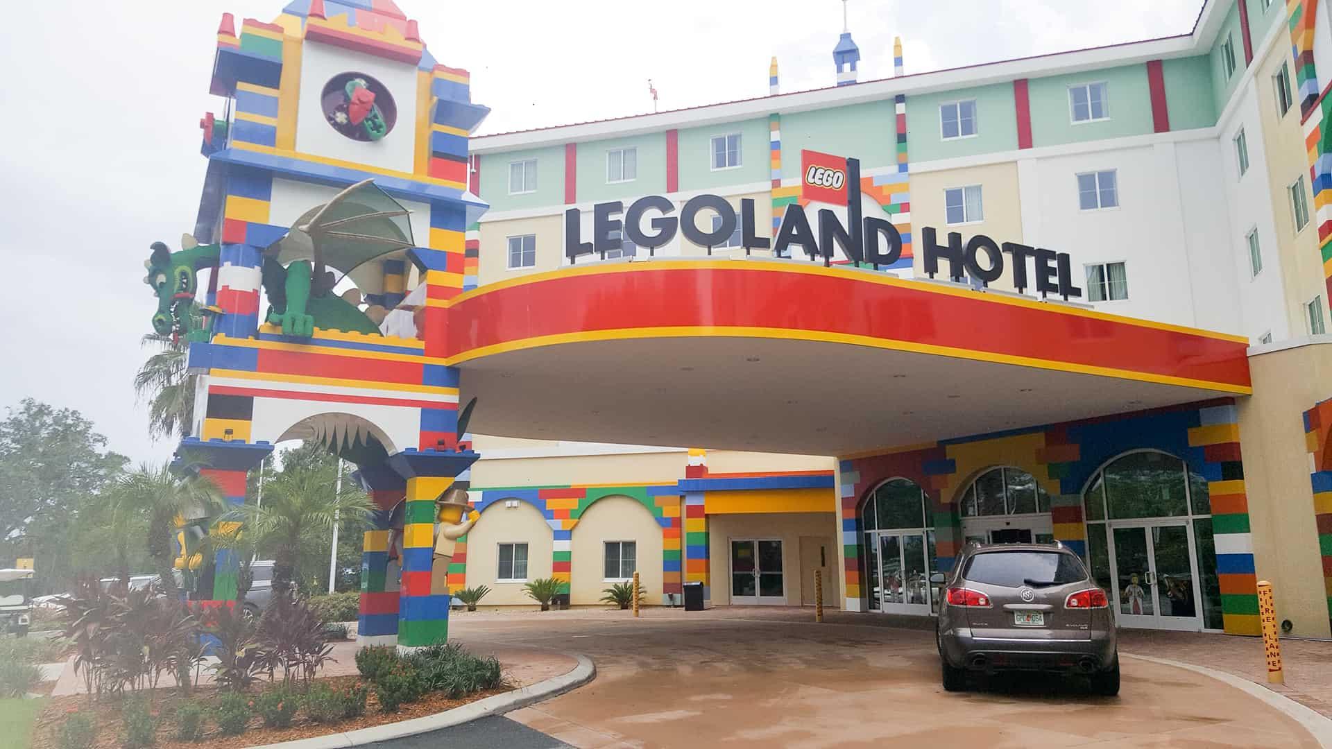 Legoland Florida Hotel - Front View