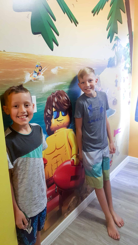 Legoland Florida Vacation