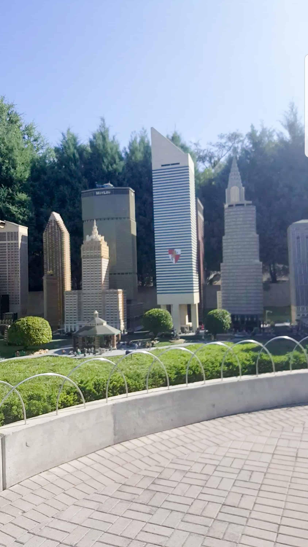 Legoland Florida - Mini Land - New York City lego sculptures