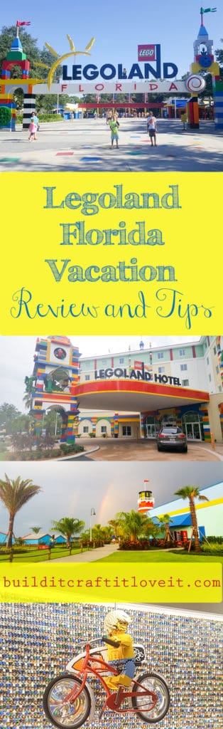Legoland Florida Vacation - Review and Tips - Build It Craft It Love It