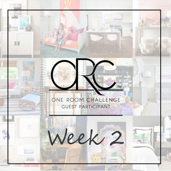 One Room Challenge - Week 2 - Stripping the Cabinets