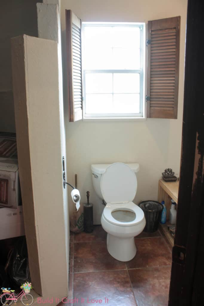 Bathroom Reno - Week 1 - One Room Challenge