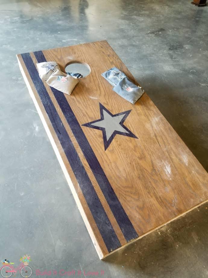 NFL Cornhole Boards