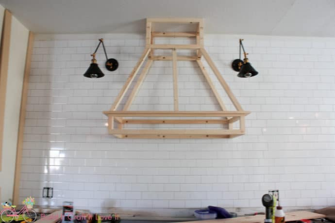 How to build a vent hood