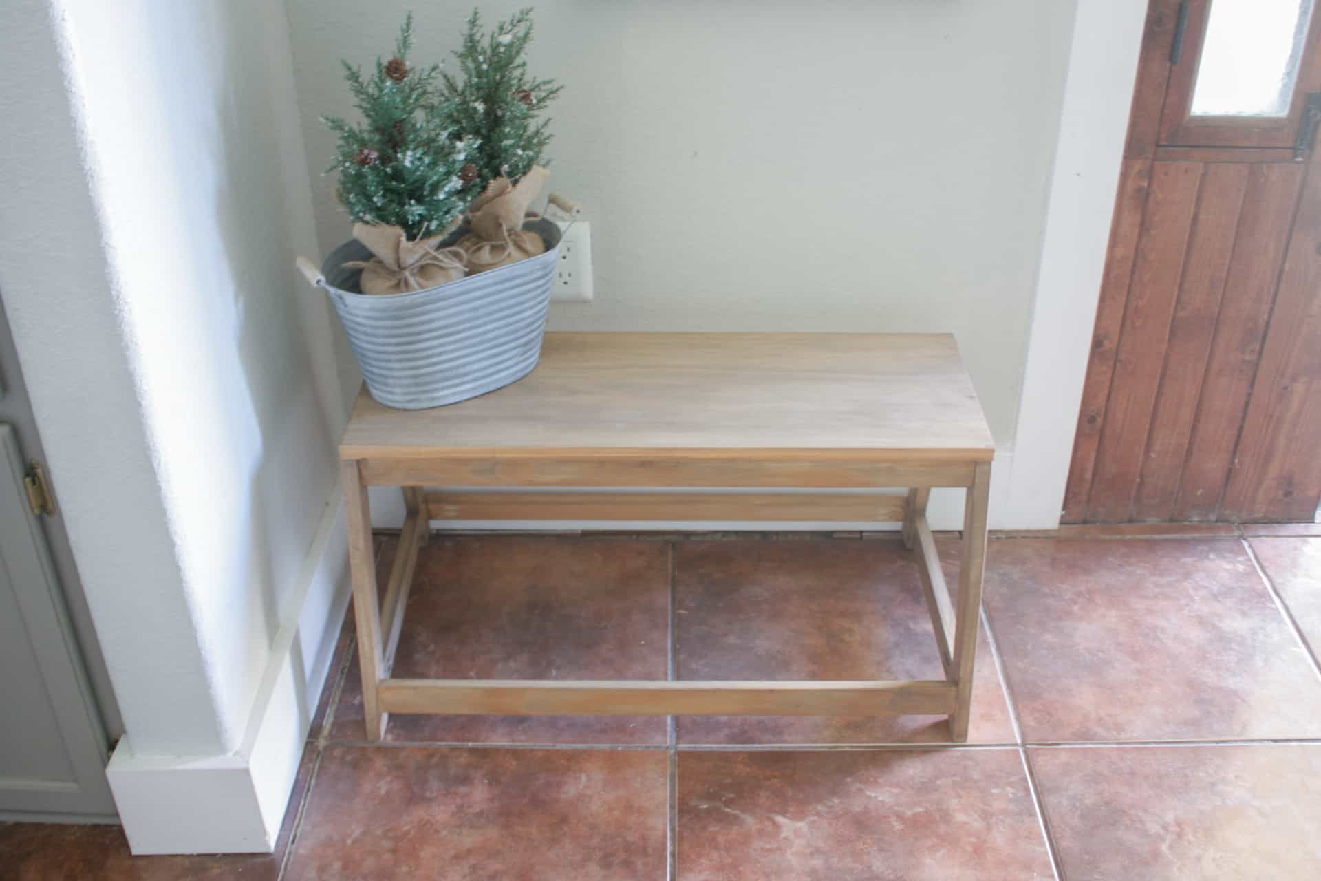 Joanna Gaines Bench