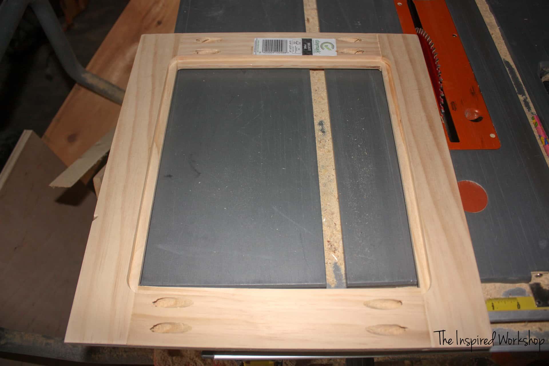 Building a Cabinet Door