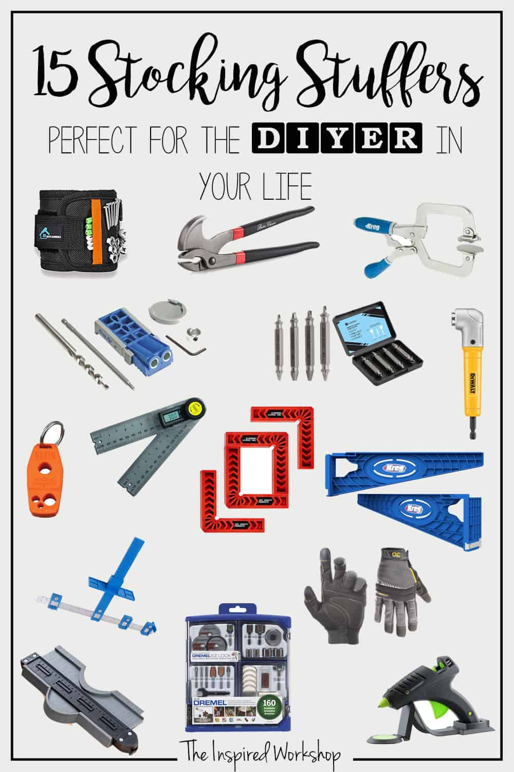 15 Stocking Stuffer Ideas for DIYers 2019