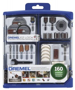 Stocking Stuffer Ideas - Dremel Accessory Kit