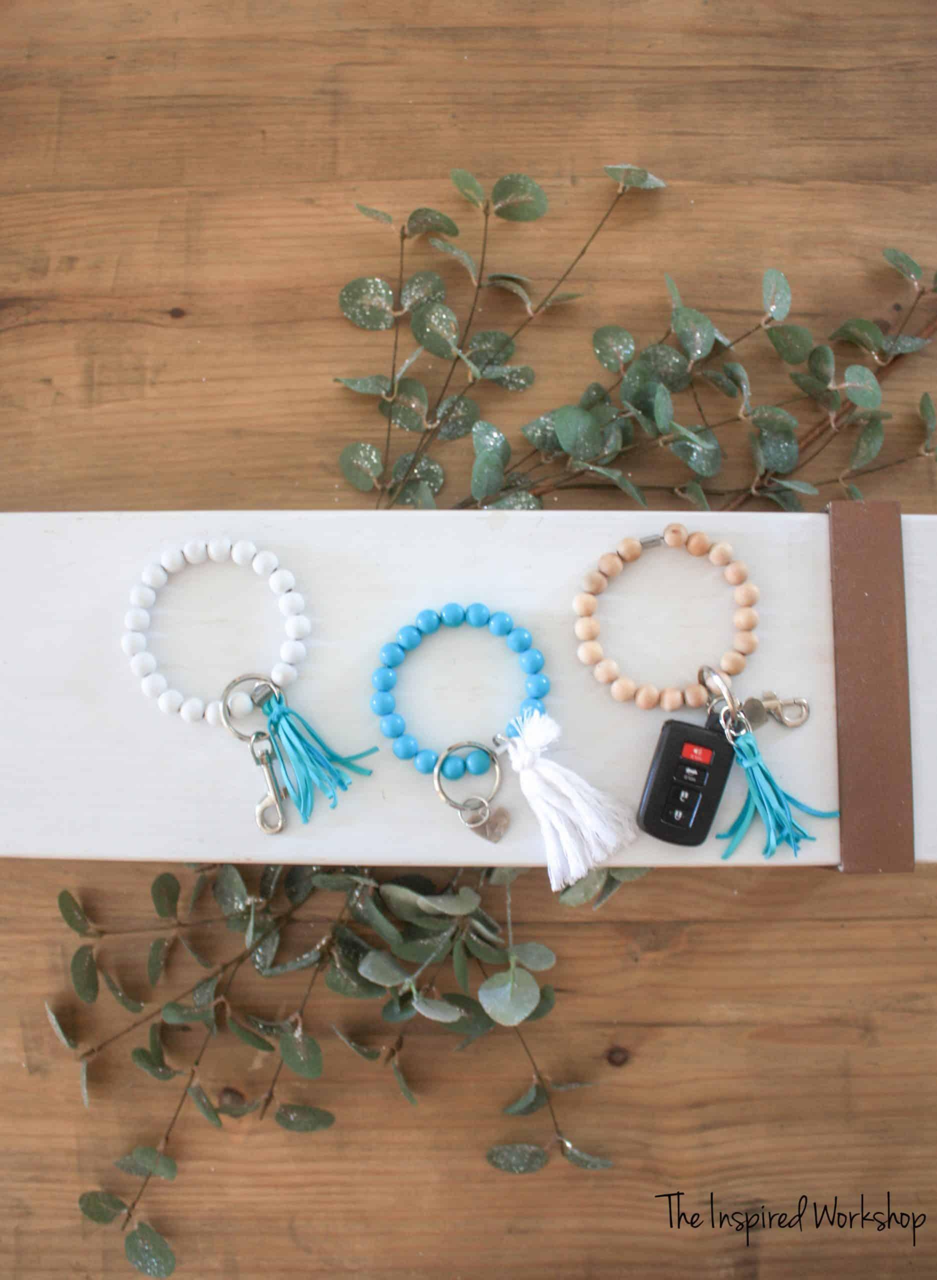 DIY Keychain Bracelet