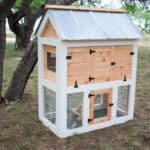 DIY Small Chicken Coop