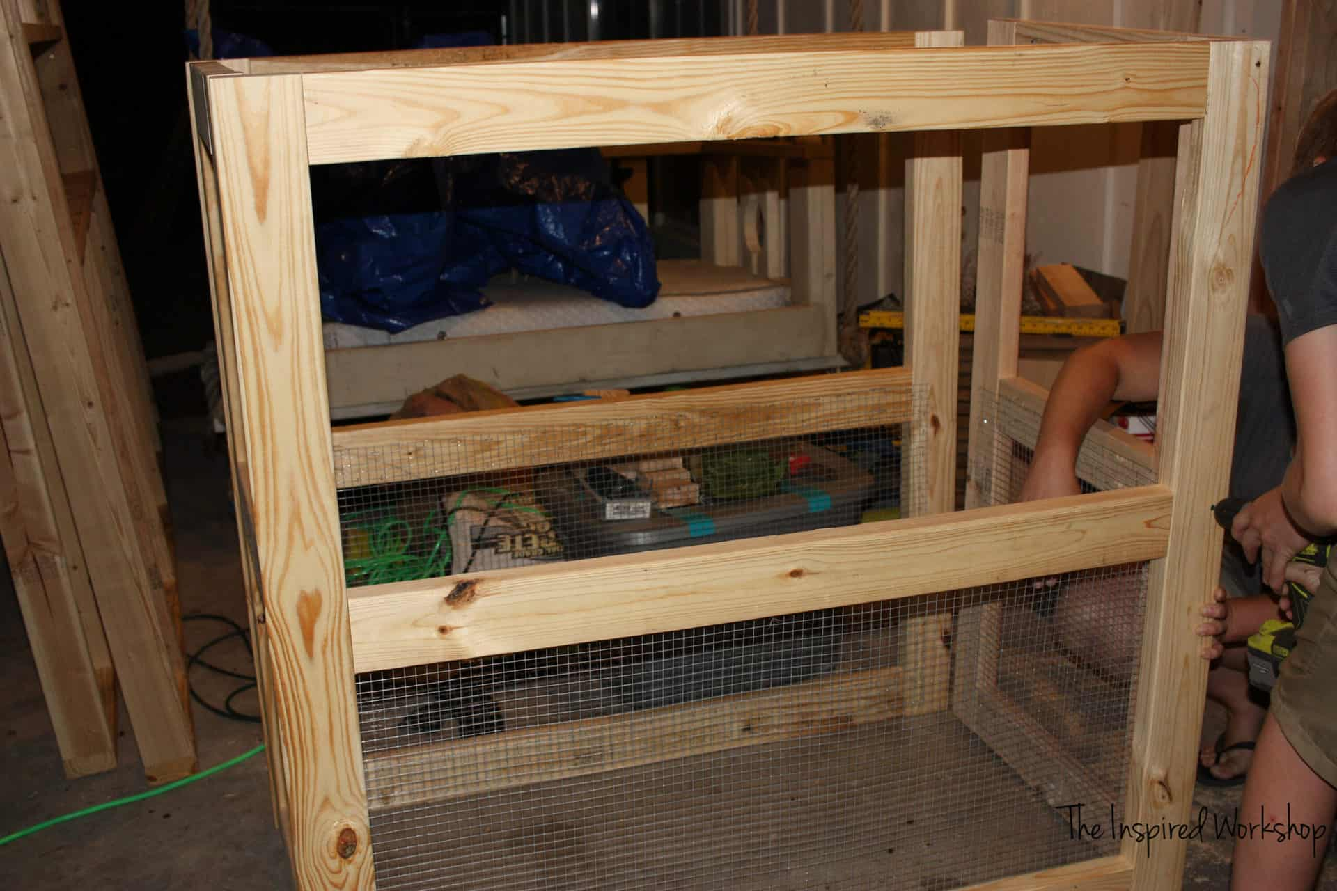 DIY free plans Chicken Coop