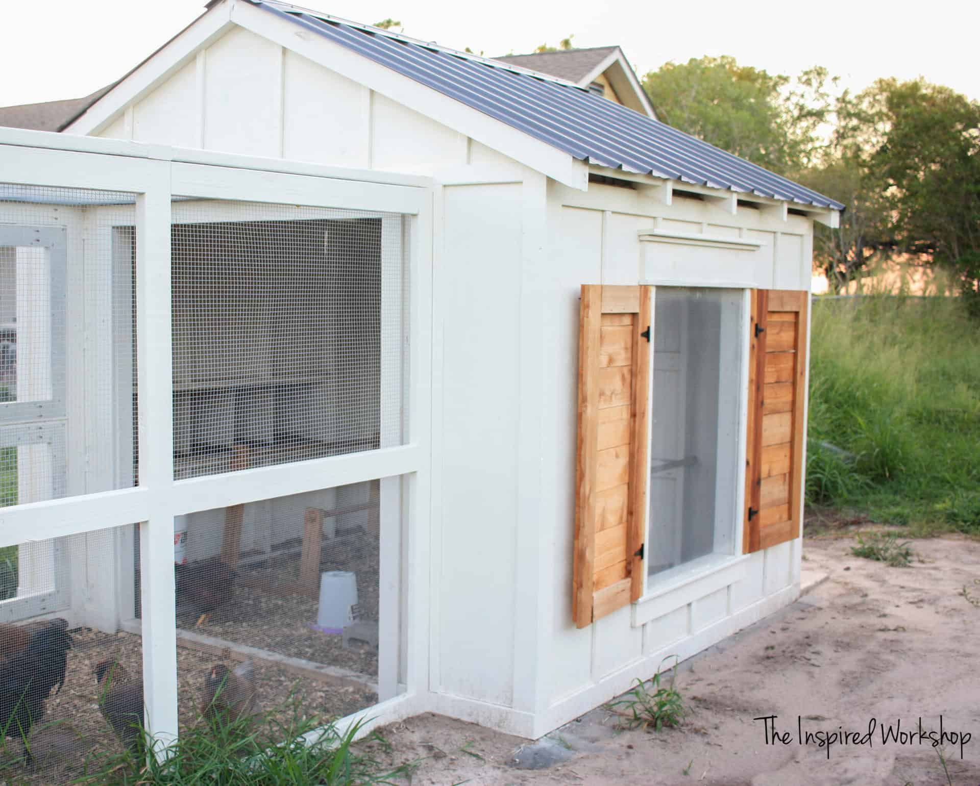 Plans for Chicken Coop