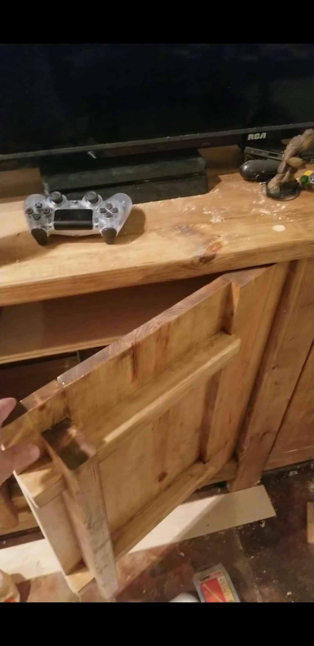 DIY Hinges