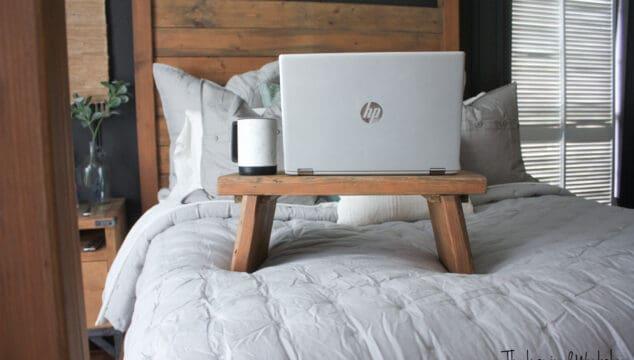 DIY Lap Desk how to build a lap desk